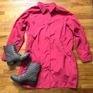 Jackets & Blazers - L.L. Bean Women's Raincoat